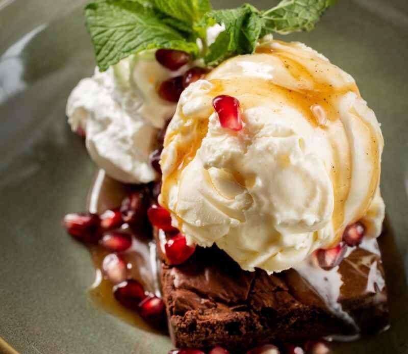 dessert in columbia